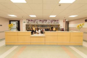 Long Beach Nursing Station with staff
